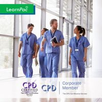 Mandatory Training Courses for Health and Social Care Providers - Online Training Course - CPD Accredited - LearnPac Systems UK -