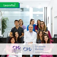 Mandatory Training for Health and Social Care Staff - Online Training Course - CPD Accredited - LearnPac Systems UK -
