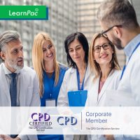Mandatory and Statutory Training Courses - CPD Accredited Courses - Online Training Course - CPD Accredited - LearnPac Systems UK -