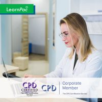 Online Candidate Mandatory Training - Online Training Course - CPD Accredited - LearnPac Systems UK -