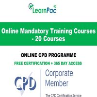 Online Mandatory Training Courses - 20 Courses