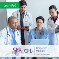 Online Statutory Mandatory Training Courses - Online Training Course - CPD Accredited - LearnPac Systems UK -