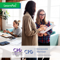 Administrative Support - Online Training Course - CPD Accredited - LearnPac Systems UK -