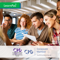 Appreciative Inquiry - Online Training Course - CPD Accredited - LearnPac Systems UK -
