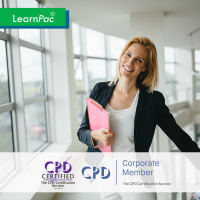 Assertiveness and Self-Confidence - Online Training Course - CPD Accredited - LearnPac Systems UK -