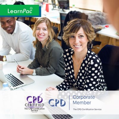 Attention Management - Online Training Course - CPD Accredited - LearnPac Systems UK -