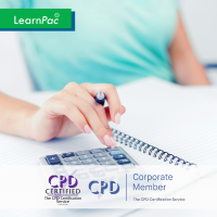 Basic Bookkeeping - Online Training Course - CPD Accredited - LearnPac Systems UK -