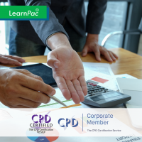 Budgets and Financial Reports - Online Training Course - CPD Accredited - LearnPac Systems UK -
