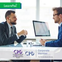 Business Ethics - Online Training Course - CPD Accredited - LearnPac Systems UK -
