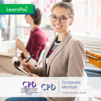 Business Writing - Online Training Course - CPD Accredited - LearnPac Systems UK -