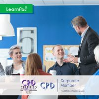 Civility in the Workplace Training - Online Training Course - CPD Accredited - LearnPac Systems UK -