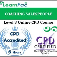 Coaching Salespeople - Online Training & Certification -