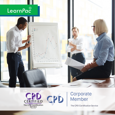 Coaching Salespeople - Online Training Course - CPD Accredited - LearnPac Systems UK -