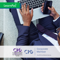 Communication Strategies - Online Training Course - CPD Accredited - LearnPac Systems UK -