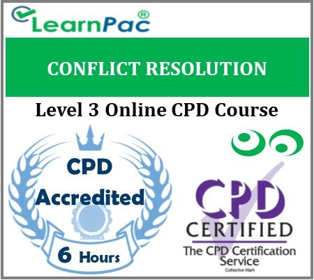 Conflict Resolution - Online Training & Certification -