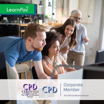 Conflict Resolution Training - Online Training Course - CPD Accredited - LearnPac Systems UK -