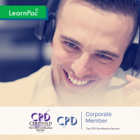 Contact Centre - Online Training Course - CPD Accredited - LearnPac Systems UK -