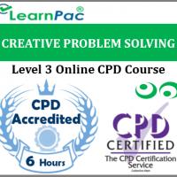 Creative problem solving online course