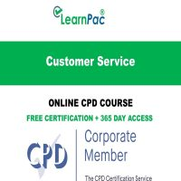 Customer Service – Online CPD Course - LearnPac Online Training Courses UK –