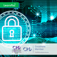 Cyber Security - Online Training Course - CPD Accredited - LearnPac Systems UK -