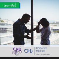 Delivering Constructive Criticism - Online Training Course - CPD Accredited - LearnPac Systems UK -