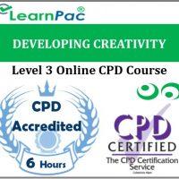Developing Creativity - Online Training & Certification -