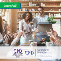Employee Onboarding - Online Training Course - CPD Accredited - LearnPac Systems UK -