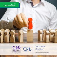 Employee Recruitment - Online Training Course - CPD Accredited - LearnPac Systems UK -