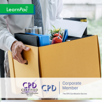 Employee Termination Process - Online Training Course - CPD Accredited - LearnPac Systems UK -