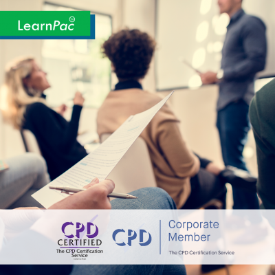 Facilitation Skills - Online Training Course - CPD Accredited - LearnPac Systems UK -