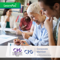 Generation Gaps - Online Training Course - CPD Accredited - LearnPac Systems UK -