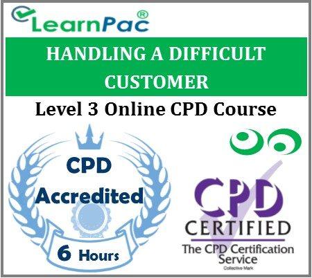 Handling a Difficult Customer - Online Training & Certification -