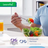 Health and Wellness at Work Training - Online Training Course - CPDUK Accredited - LearnPac Systems UK -