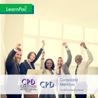 High-Performance Teams Inside the Company - Online Training Course - CPD Accredited - LearnPac Systems UK -