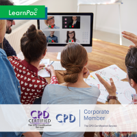 High-Performance Teams - Remote Workforce - Online Training Course - CPD Accredited - LearnPac Systems UK -
