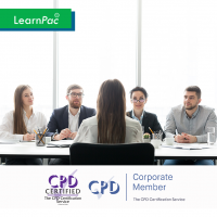 Hiring Strategies - Online Training Course - CPD Accredited - LearnPac Systems UK -