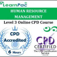 Human Resource Management - Online Training & Certification -