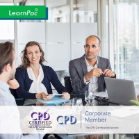 Improving Mindfulness Training - Online Training Course - CPD Accredited - LearnPac Systems UK -