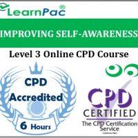 Improving Self-Awareness - Online Training & Certification -