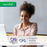 Job Search Skills - Online Training Course - CPDUK Accredited - LearnPac Systems UK -