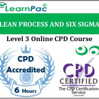 Lean Process And Six Sigma - Online Training & Certification -