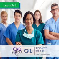 Mandatory Training for Care Staff & Care Workers - Online Training Course - CPD Accredited - LearnPac Systems UK -