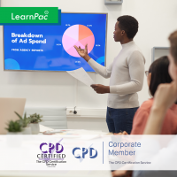 Presentation Skills - Online Training Course - CPD Accredited - LearnPac Systems UK -