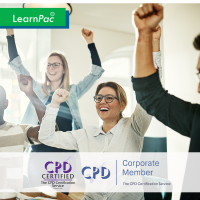 Team Building for Managers - Online Training Course - CPD Accredited - LearnPac Systems UK -