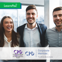 Teamwork and Team Building - Online Training Course - CPD Accredited - LearnPac Systems UK -