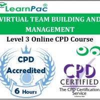 Virtual Team Building and Management - Online Training & Certification -