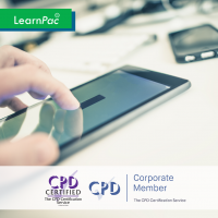 mLearning Essentials - Online Training Course - CPD Accredited - LearnPac Systems UK -