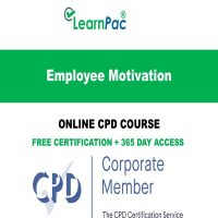 Employee Motivation – Online CPD Course -