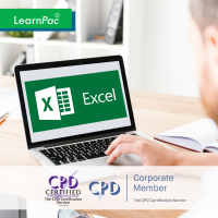 Excel 2016 Expert - Online Training Course - CPD Accredited - LearnPac Systems UK -