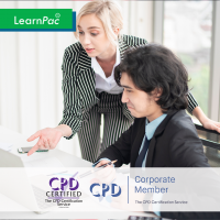In-Person Sales - Online Training Course - CPD Accredited - LearnPac Systems UK -